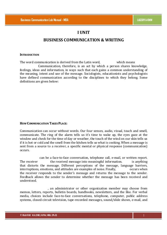 Business Research Paper Sample
