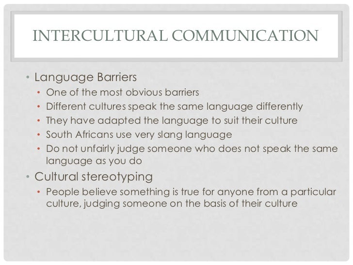 language barriers for non speaking citizens Tips for connecting with non-english-speaking parents many of my students and their families are not spanish speaking despite any language barriers.