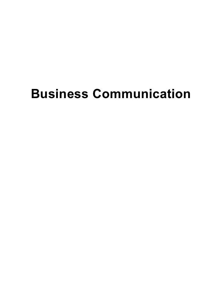Business communication final_tridat