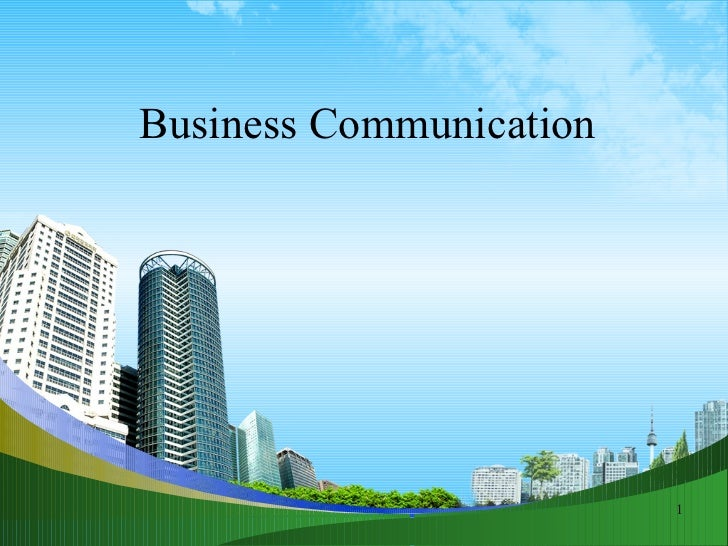 effective business communication case study Effective business communication therefore we can see that the choice of a particular mode and means of communication will depend on a case a 2009 study.