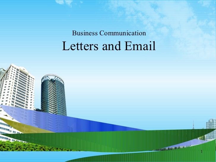 Business communication ppt @ bec doms genral