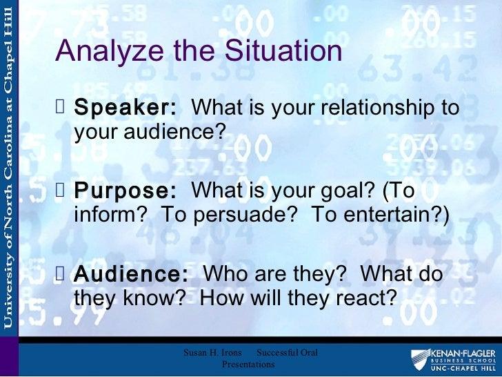 Successful Oral Presentation 37