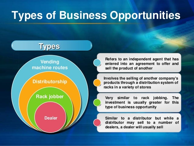 business opportunities 17 business concepts