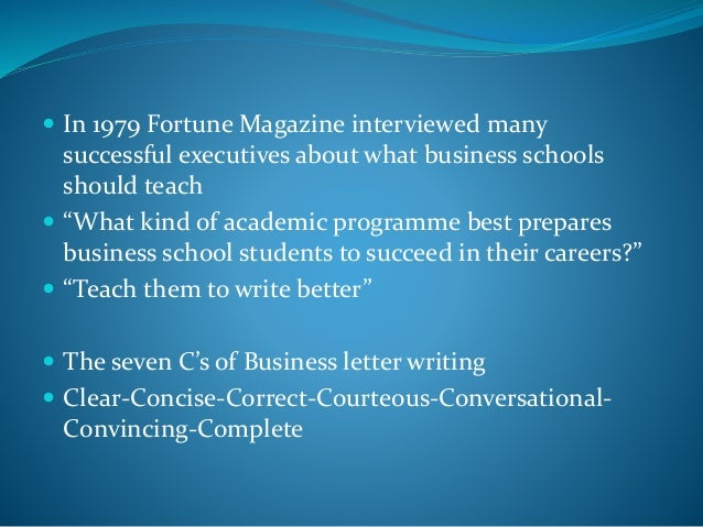 tone of business correspondence What this handout is about this handout will help you write business letters required in  still need to think about your tone and the  business and.