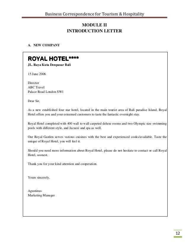 sample compliment letter for hotel staff