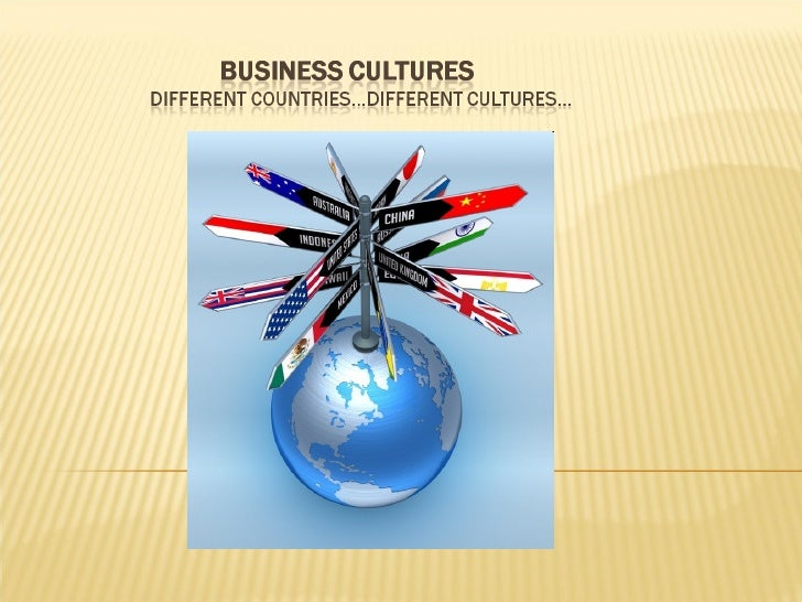 Business Cultures