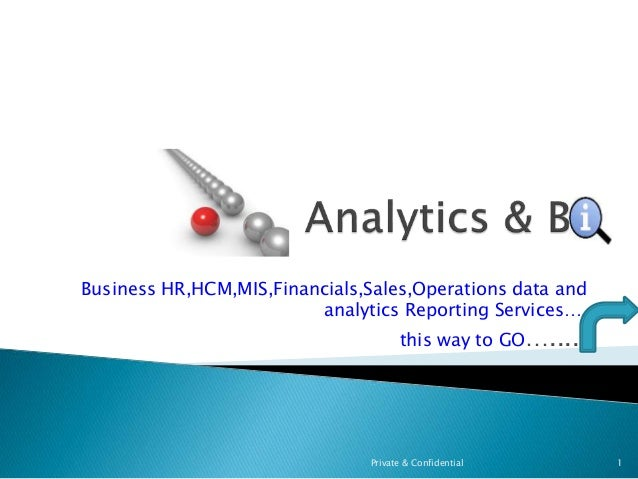 Business data reporting,metrics and analytics services - Hassle free, Quick and ASAP