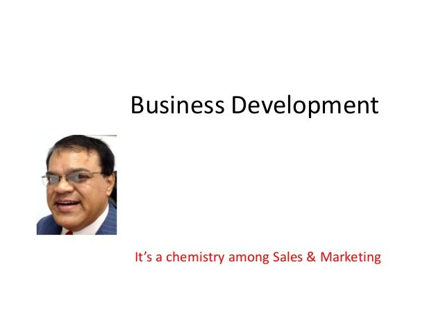 Business development explained