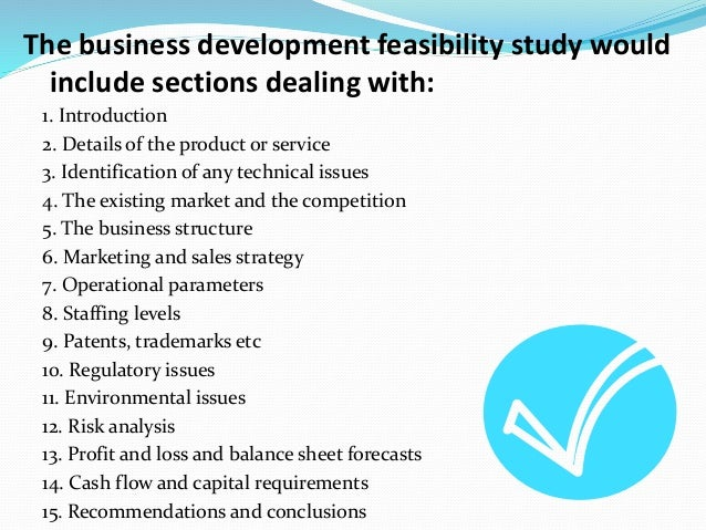 term paper on feasibility study In this feasibility study you will learn about polvoron, its origin and history feel free to read our essay examples for free and improve your academic.
