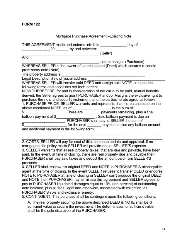 business plan for buying a house – Simple Investment Agreement Template