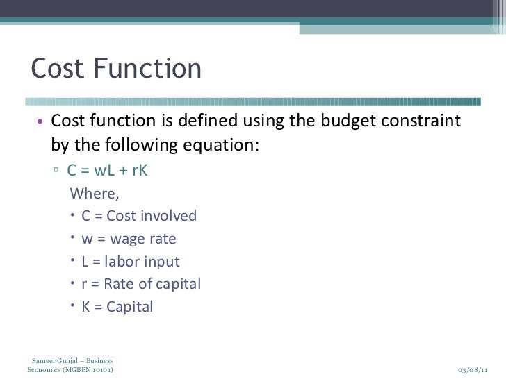 cost function in railways Dynamic properties of railway track and its railway structures more efficiently and in particular more cost one of their primary functions is to.