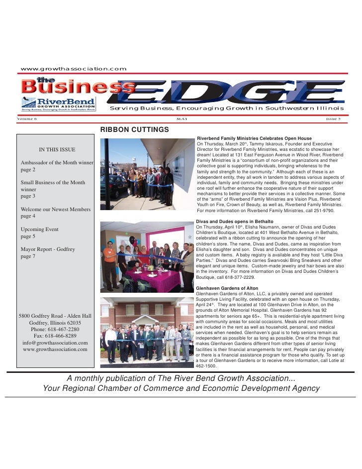 Business Edge May2008