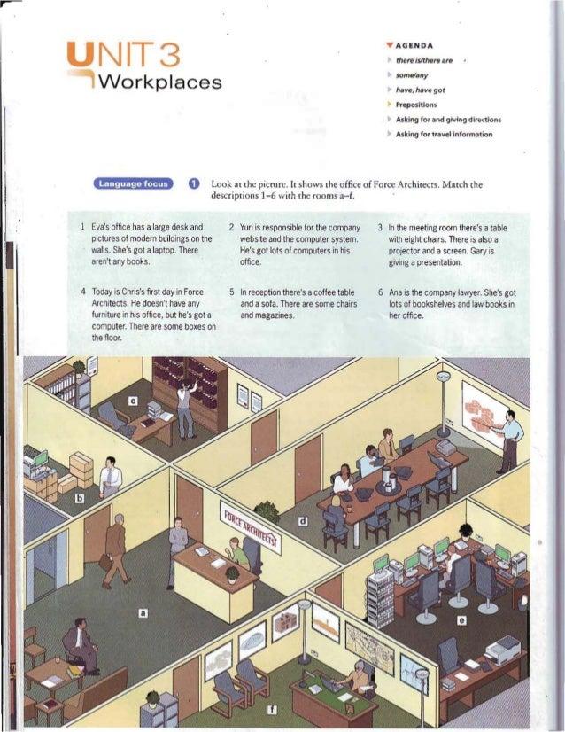 Business english i unit 3