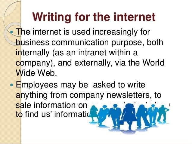 teaching business english report writing