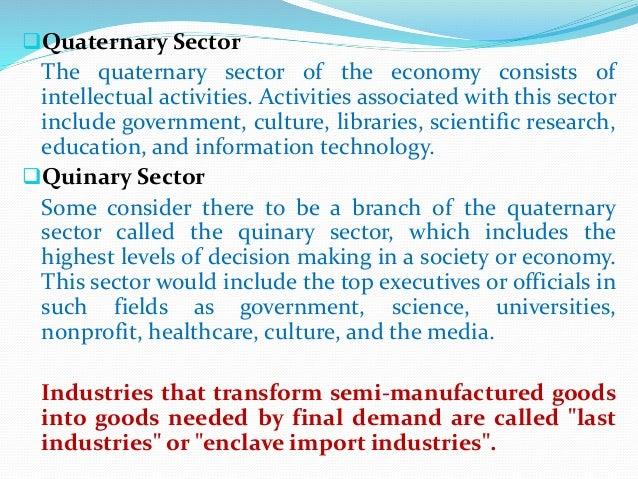 activity fields sectors other setur