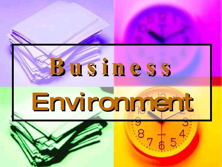 Difference Between Internal and External Environment