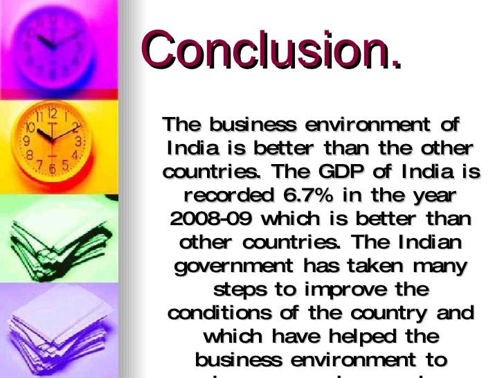 unit 1 the business environment Introduction to business environment, in a series of paragraphs summarising the  content of the subject or introducing the different topics within the subject.