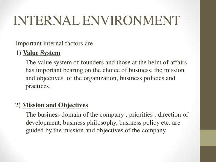 6 types of macro environment