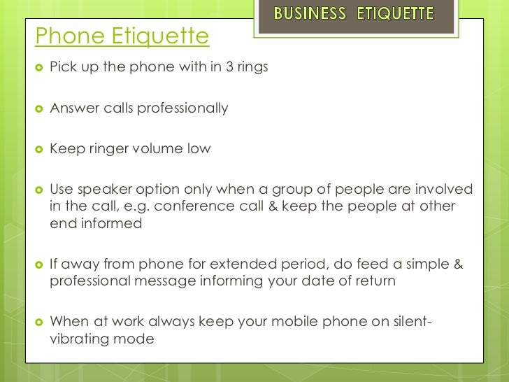 Office Etiquette Tips and Tricks picture