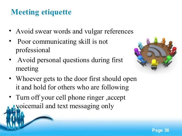 rules of etiquette essay Etiquette is a kind of rules that apply to social communications, professional workplaces and other important areas in today's business environment, proper business etiquette is a kind of business skills, which makes us stand out from others and makes a good impression to others, enhance our opportunities to be success (sheahan, k , 2013.