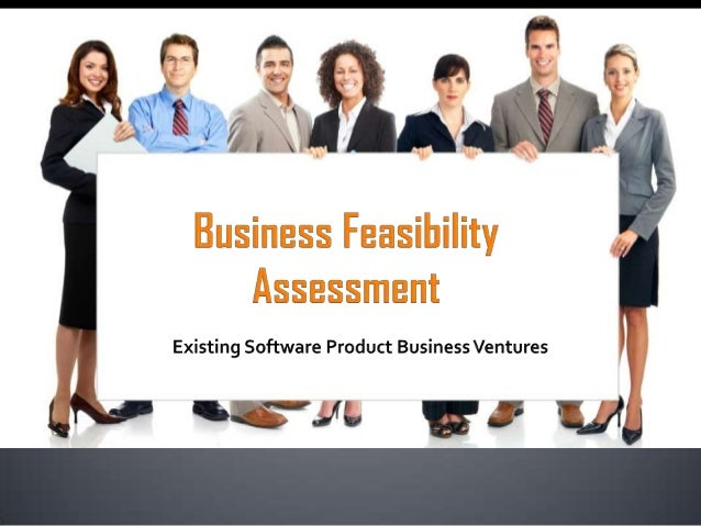 Business Feasibility Study Dimensions for Existing Software Product Ventures