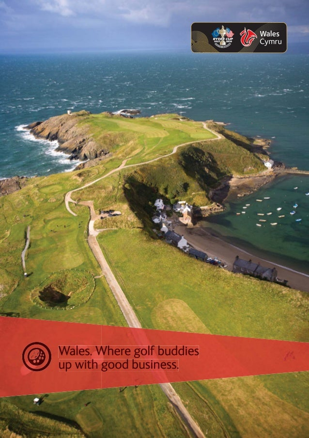 Business Golf Brochure Web