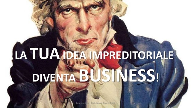 Business idea - Idee Chiare