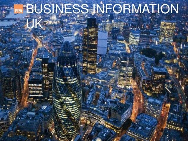 BUSINESS INFORMATION UK