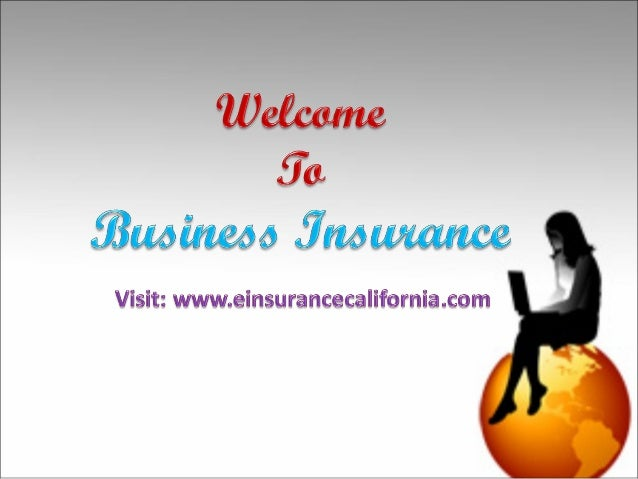Business InsurancePlumbers InsuranceCommercial Auto InsuranceErrors and Omissions InsuranceHomeowner Association Insu...