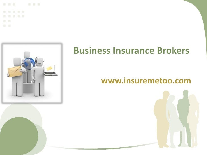 Business Insurance Brokers Canada