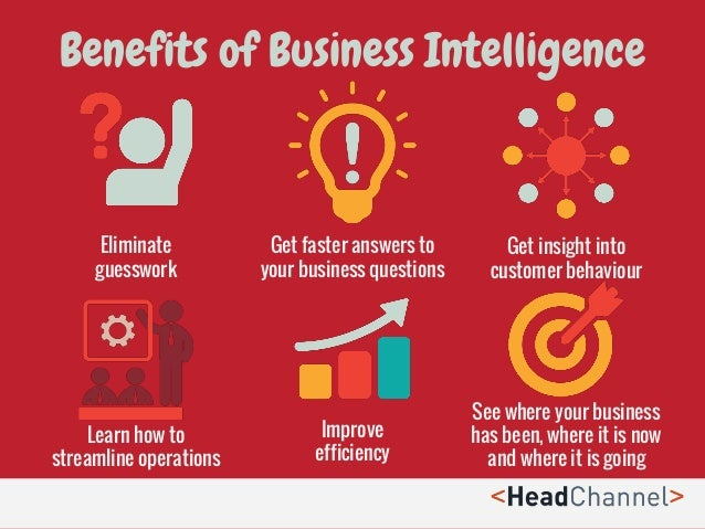 business intelligence advantages and disadvantages Advantages for automated testing in business intelligence far outweigh  disadvantages: reliable/repeatable/reusable better quality software.
