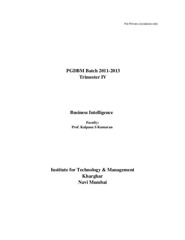 ForPrivatecirculationonly                               PGDBMBatch20112013...