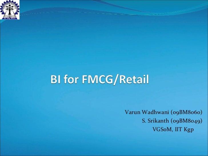 Business Intelligence in FMCG