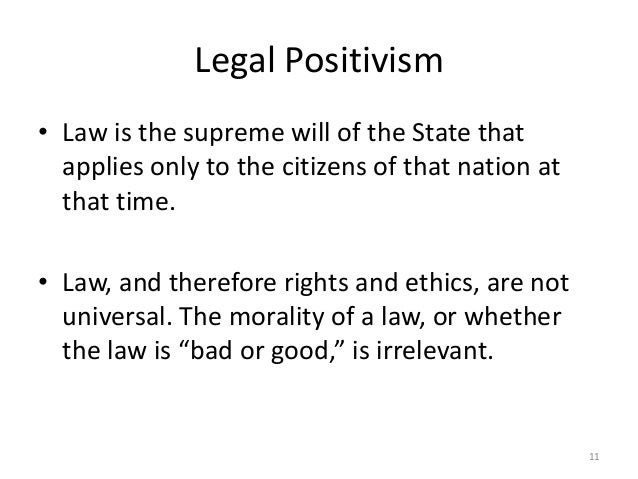 Critique Of Legal Positivism Essays On Music - image 6