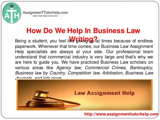 law school assignment help