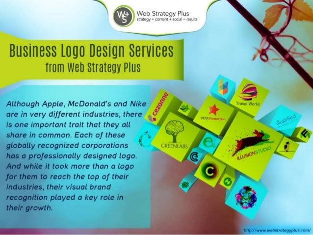 Web Strategy Plus - Business Logo Design Services