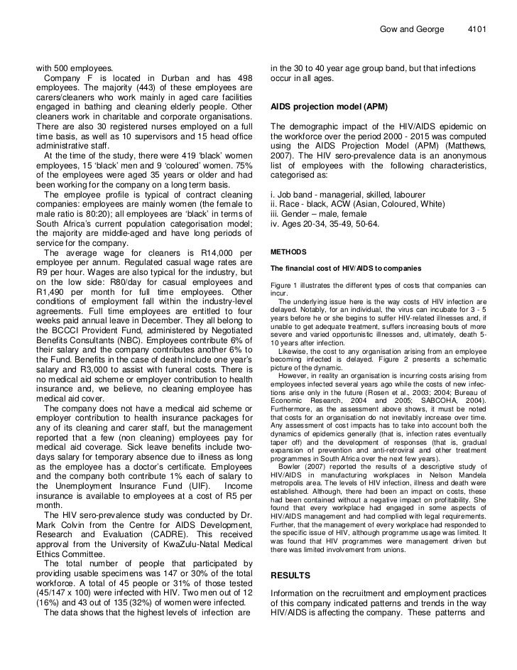 case study of hiv aids patient in india 25 million people living with hiv or aids in india, corresponding to a hiv prevalence rate of 036 percent for the population ages 15–49 (iips  and emotional costs on the hiv patients and their families are enormous  by a presentation of several case studies of households affected by the) 5 hiv imh imh.