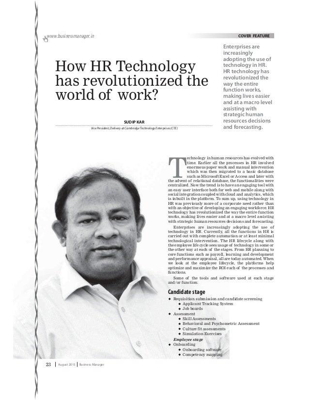 Business management article