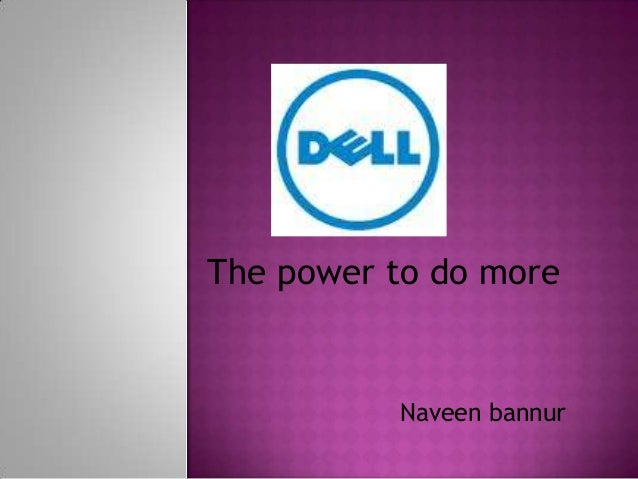 The power to do more          Naveen bannur