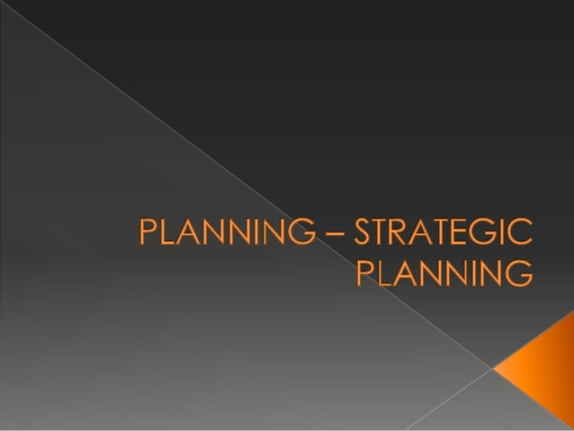 "What is strategy ? According to Alfred D. Chandler, "" Strategy is the determination of the basic long term goals and objec..."