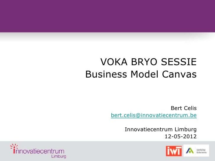 Business model canvas   bryo-bert celis