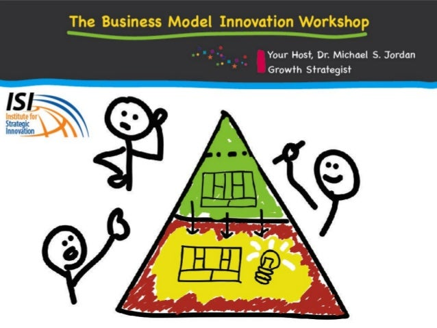The Business Model Workshop... is a learning experience about designing and implementing profitable growth engines.  more i...