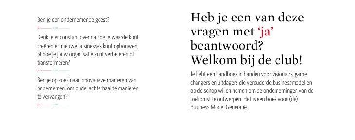 Business models inc
