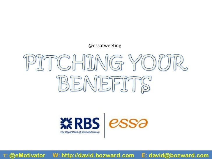 Business Pitching & Networking