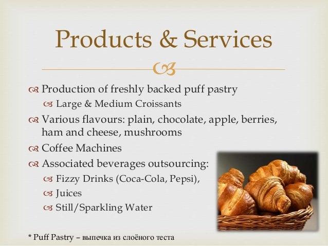 Bread bakery business plan
