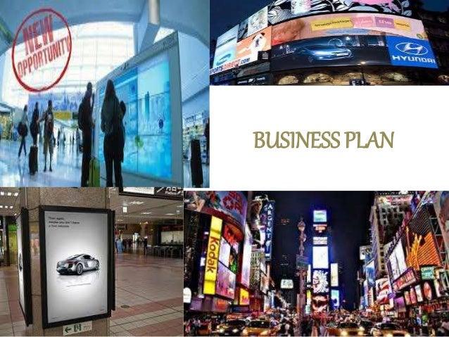 Media company business plan