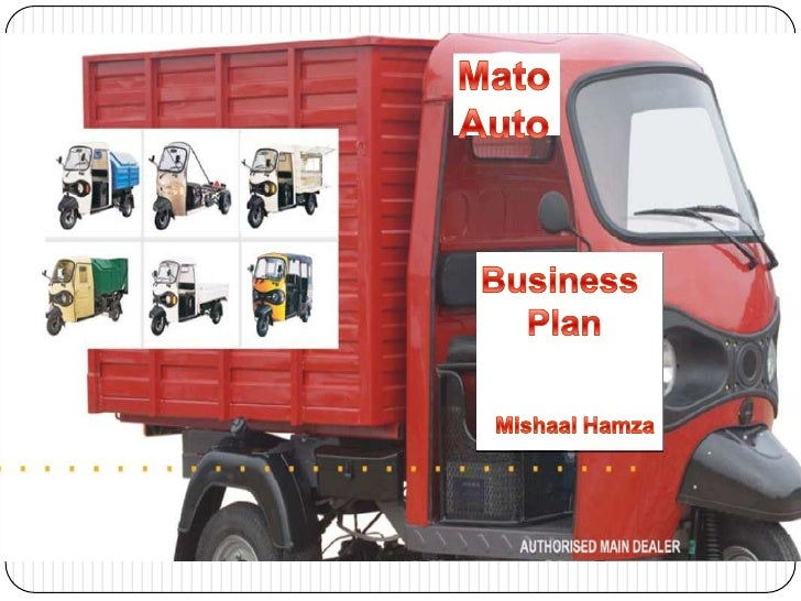 Mato Auto<br />Business <br />Plan<br />MishaalHamza<br />