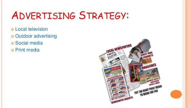 Outdoor advertising business plan