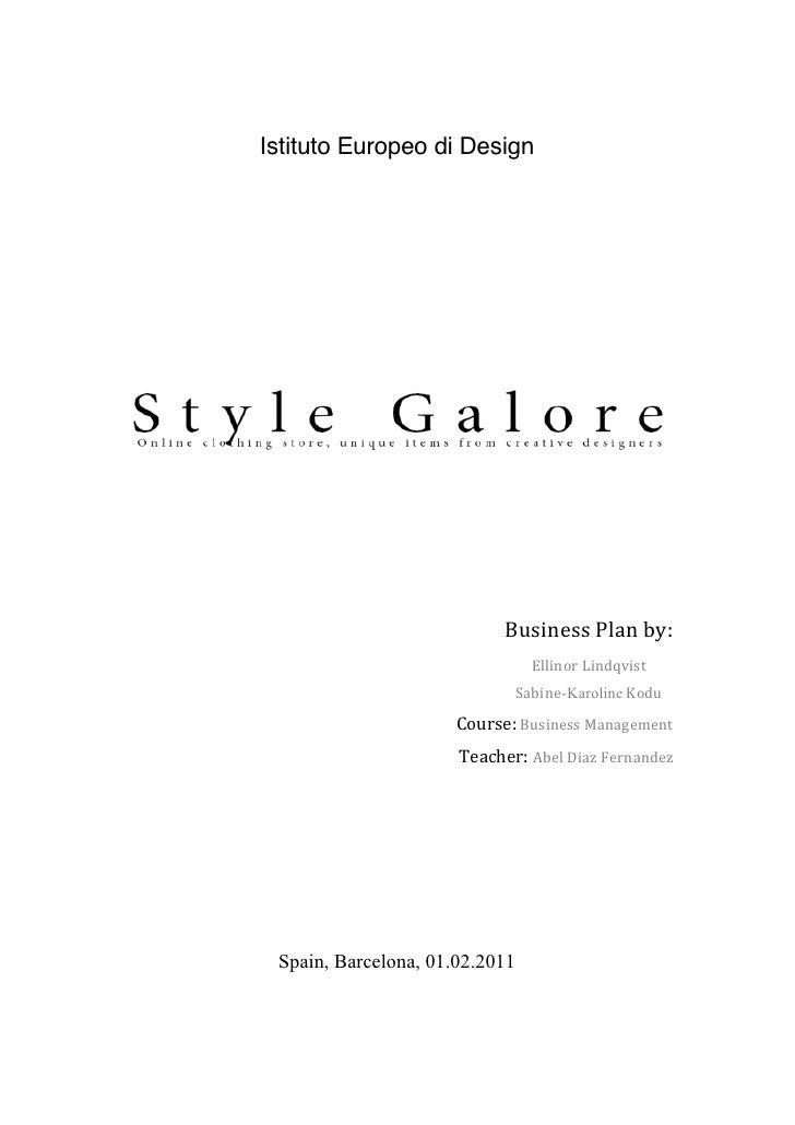 Style Galore