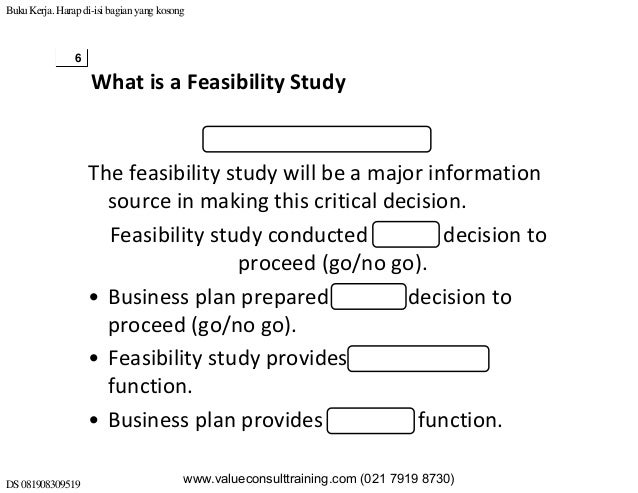 How to Create a Feasibility Business Plan